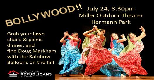Bollywood at Miller Outdoor Theater