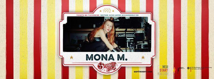 Mona M - Hamburg - Schanzenzelt 2021